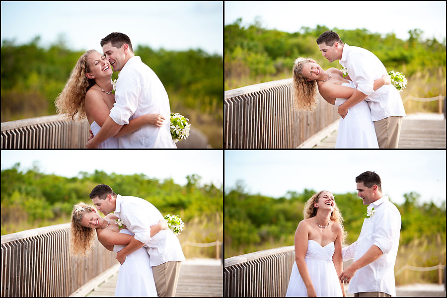 lovers key resort wedding katie billy fort myers