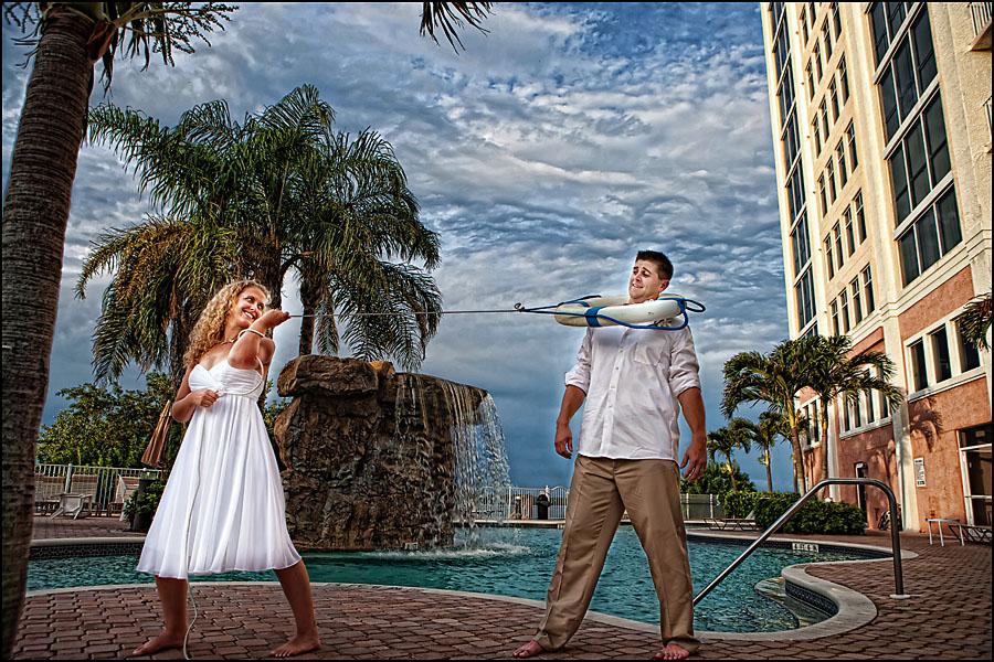 Fort Myers Beach Weddings: Lovers Key Resort Wedding