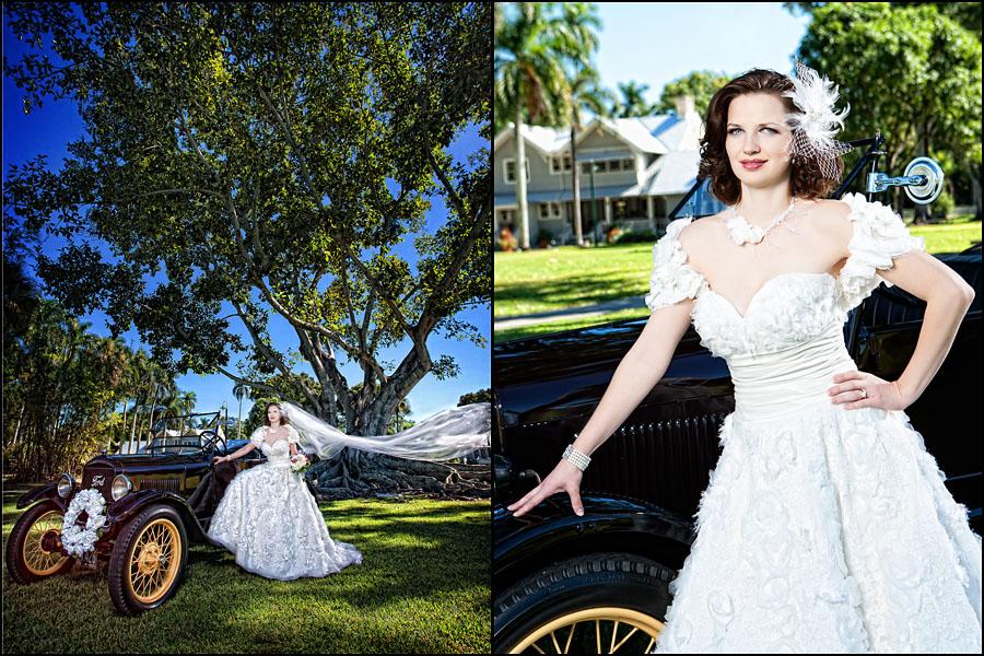 Bridal Session | Edison & Ford Winter Estates | Fort Myers ...