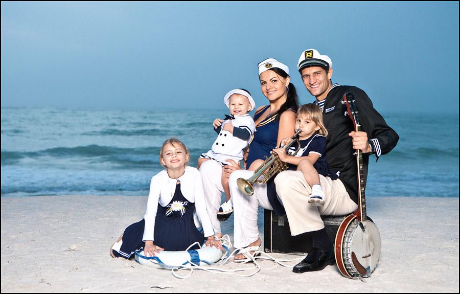 Miami Beach Family Photographer