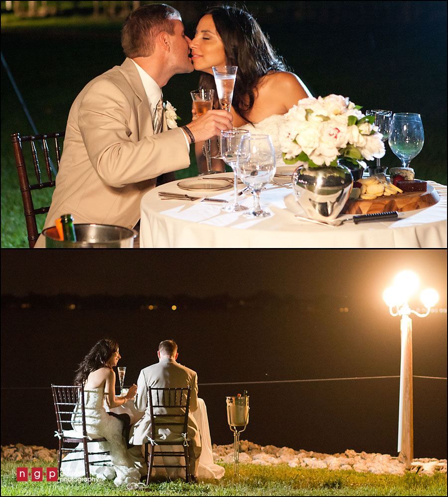 edison ford estates intimate wedding photos