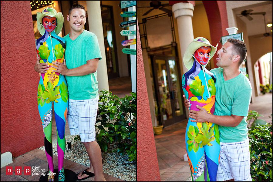 Marco Island Engagement | Katie + Bobby | Marco Island Marriott ...