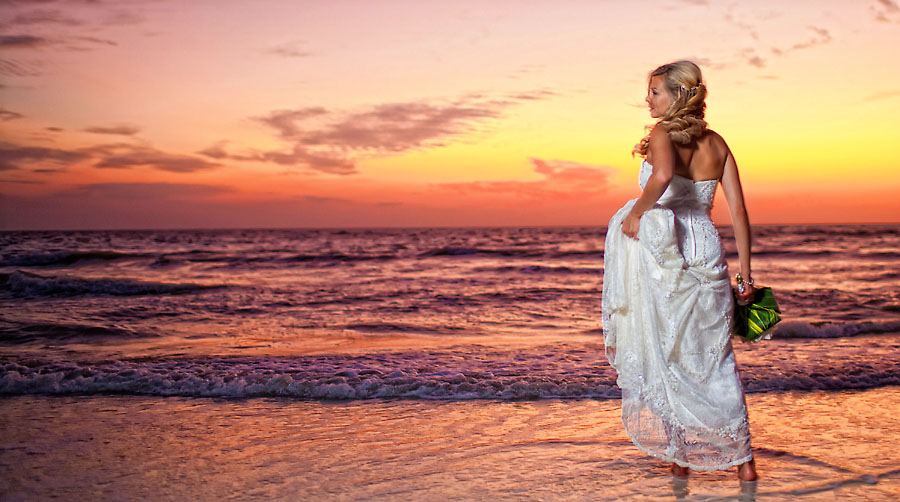 Marco Island Marriott Wedding | Jen + Bobby | Marco Island Wedding ...