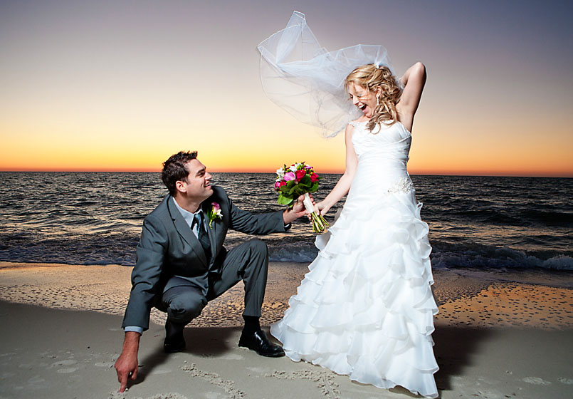 Naples Florida Beach Weddings: Naples Beach Hotel Wedding Video