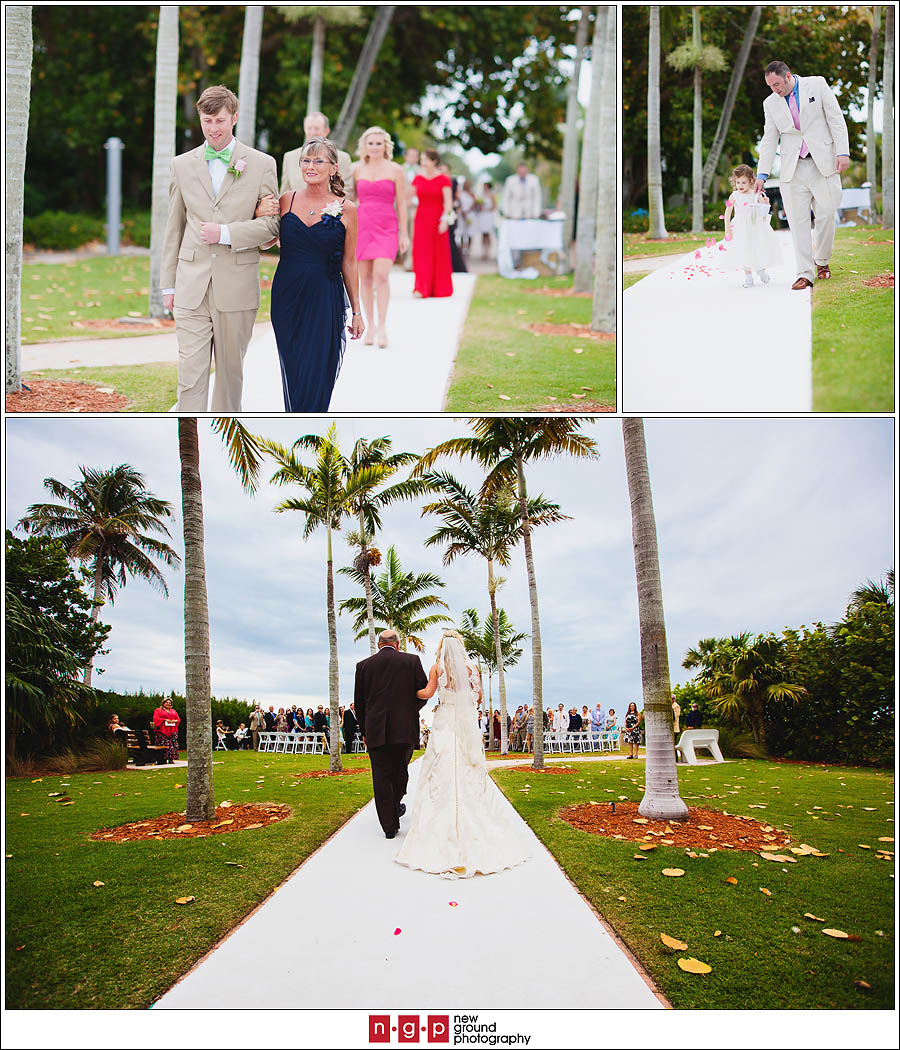 Sanibel Beach: Players Club At Lely Wedding