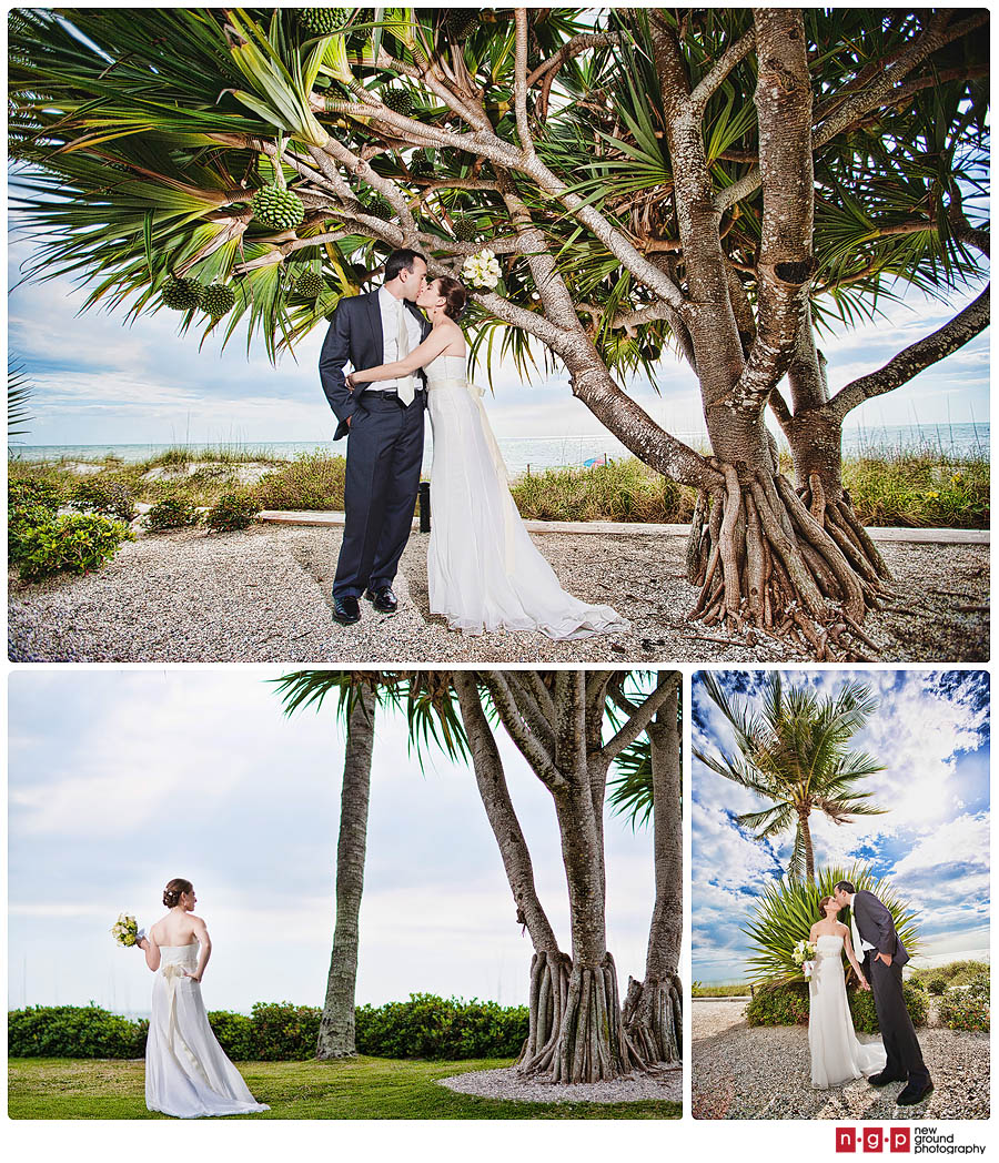 naples beach hotel wedding amanda jeff naples