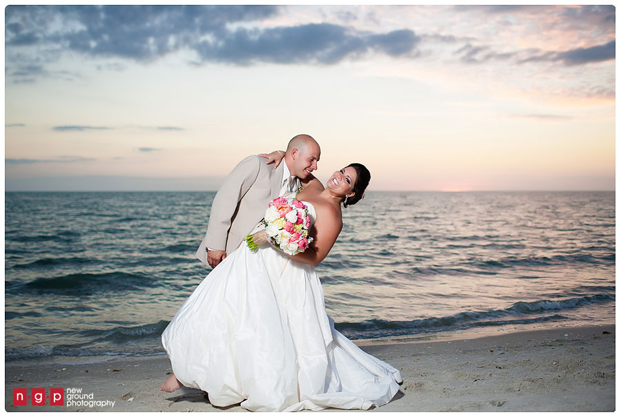 Ritz Carlton Wedding Krissy Matt Florida Wedding