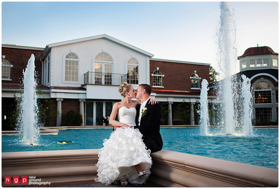 Wedding At The Rockleigh Club In New Jersey