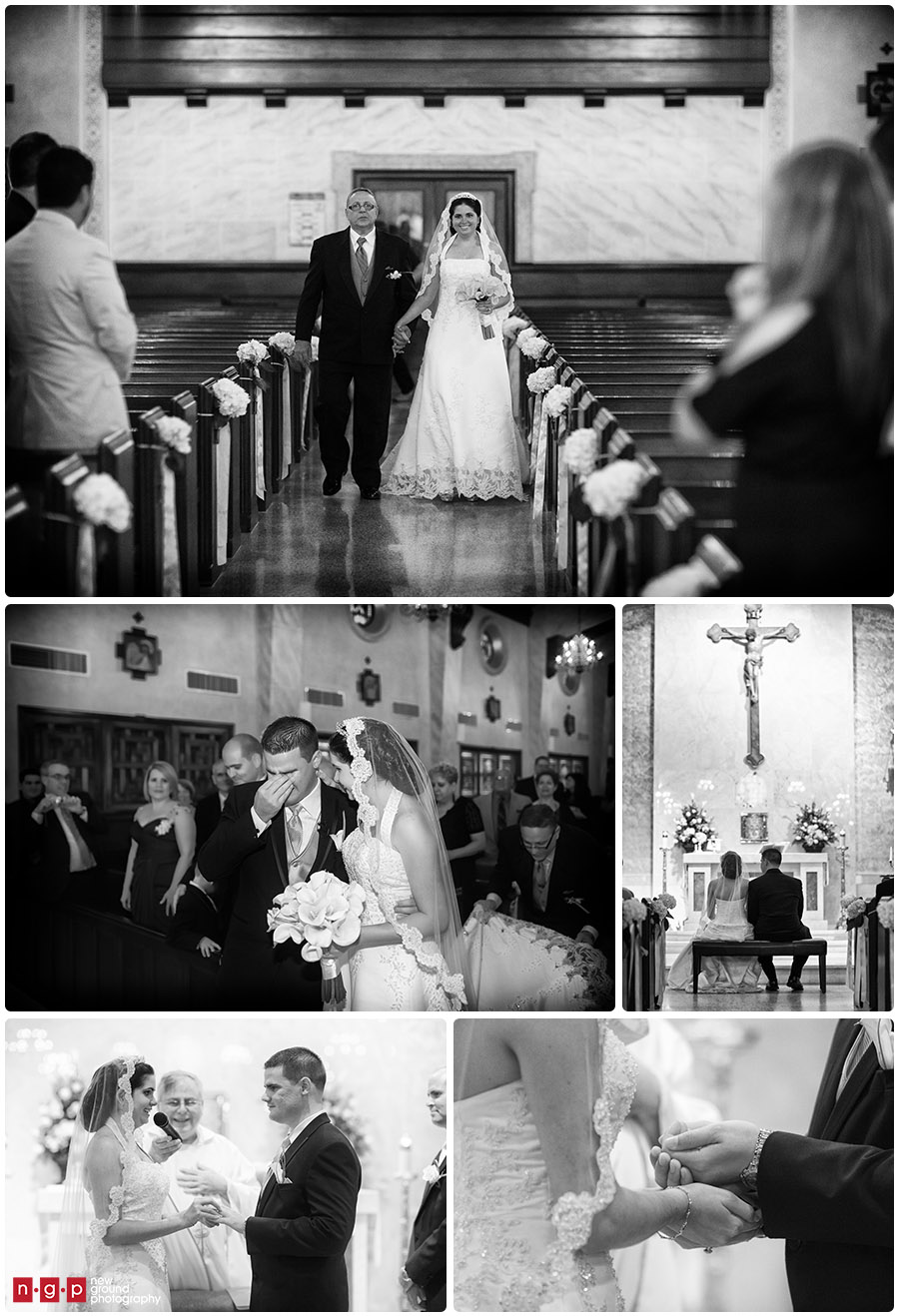 05 church wedding ceremony miami - tampa beach weddings