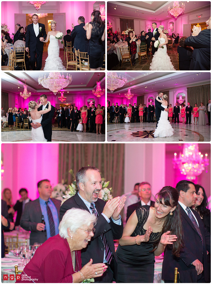 The Rockleigh Wedding Lisa Brian New Jersey Wedding