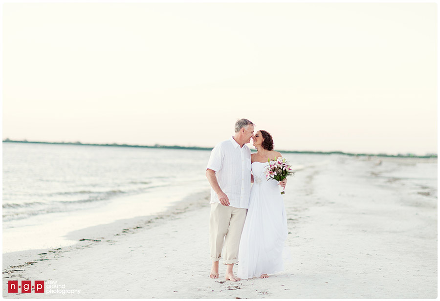 Fort Myers Beach Weddings: Pink Shell Wedding