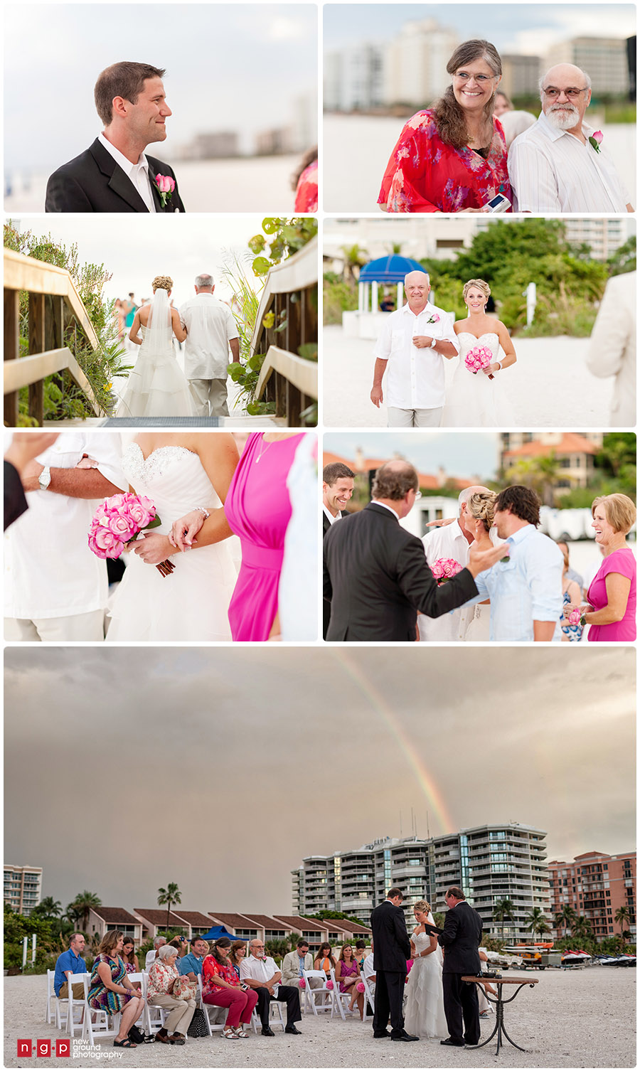 Marco Island Beach Ocean Resort Wedding Lindsay Keith
