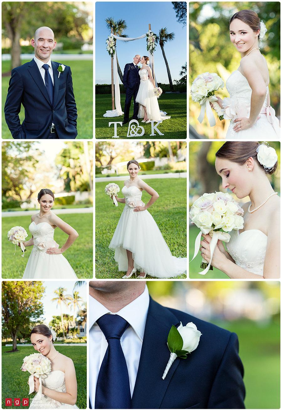 Casa Ybel Wedding Kristina Tobias Sanibel Island