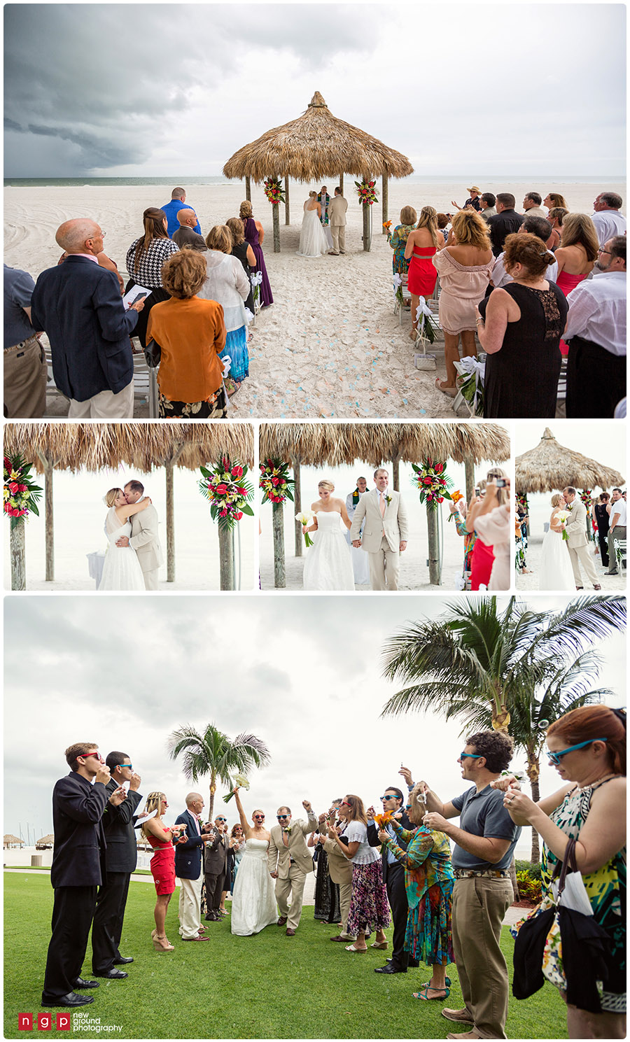 Marco Island Marriott Wedding Alicia Steve Florida