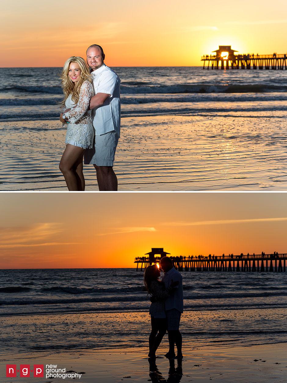 Naples Engagement Photos | Jen + Yanni | Florida
