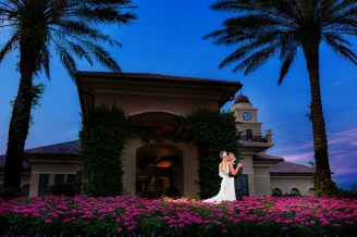 olde cypress country club wedding