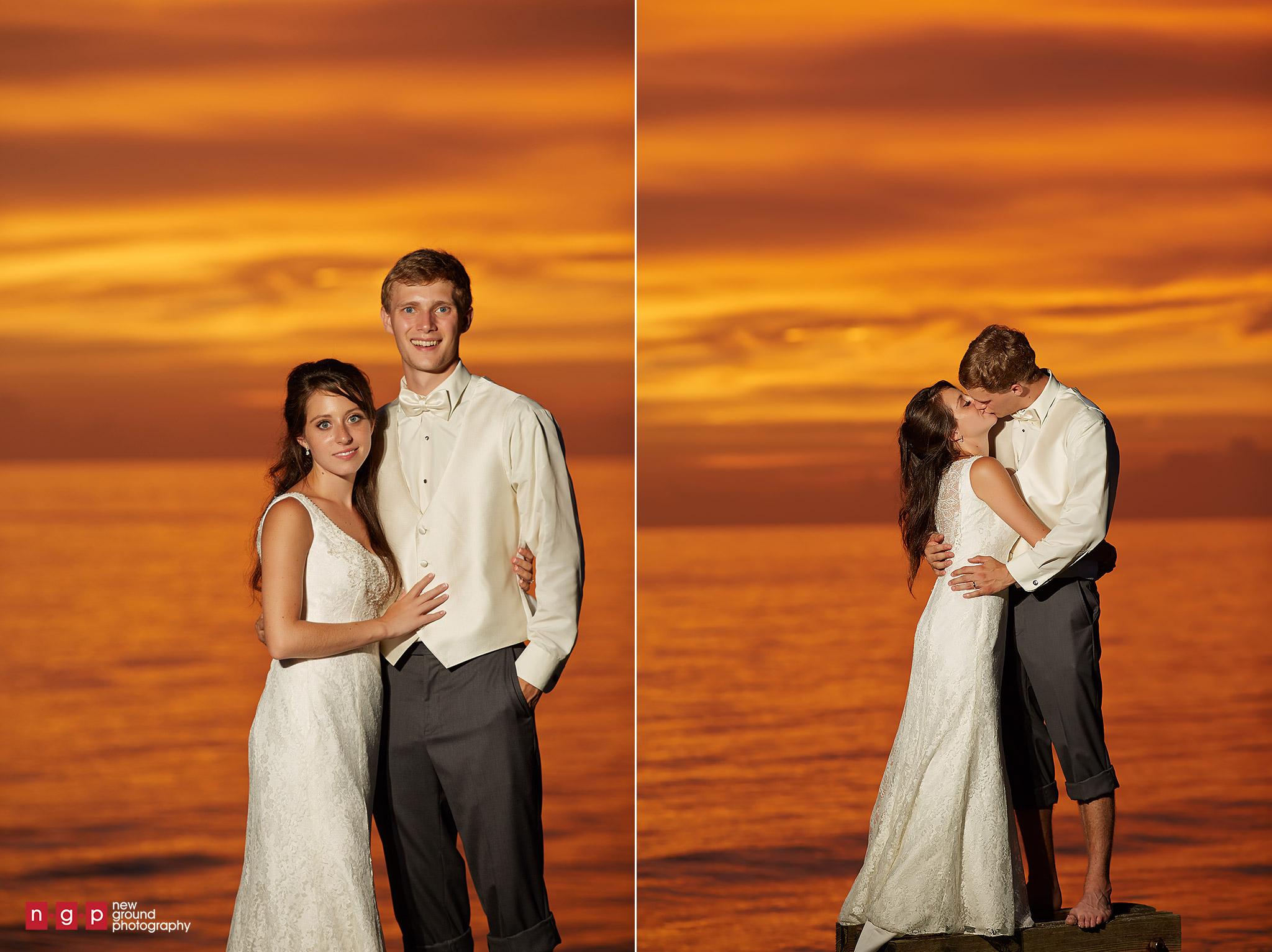 New Hope Ministries Mallory Matthew Naples Wedding