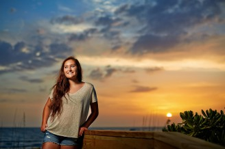 florida senior photo studio