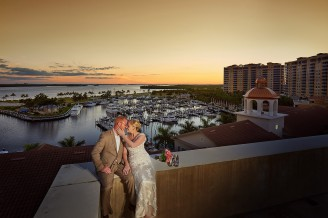 westin cape coral wedding photographer
