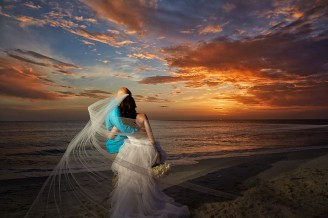 laplaya wedding photography