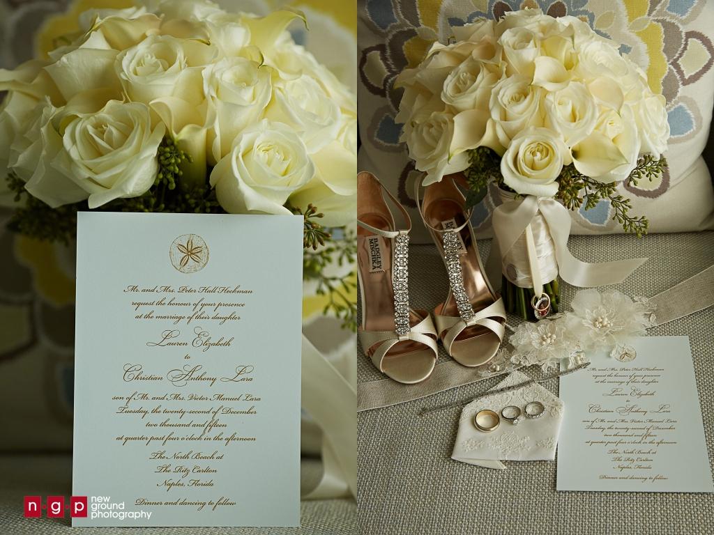 Naples Ritz Carlton Wedding