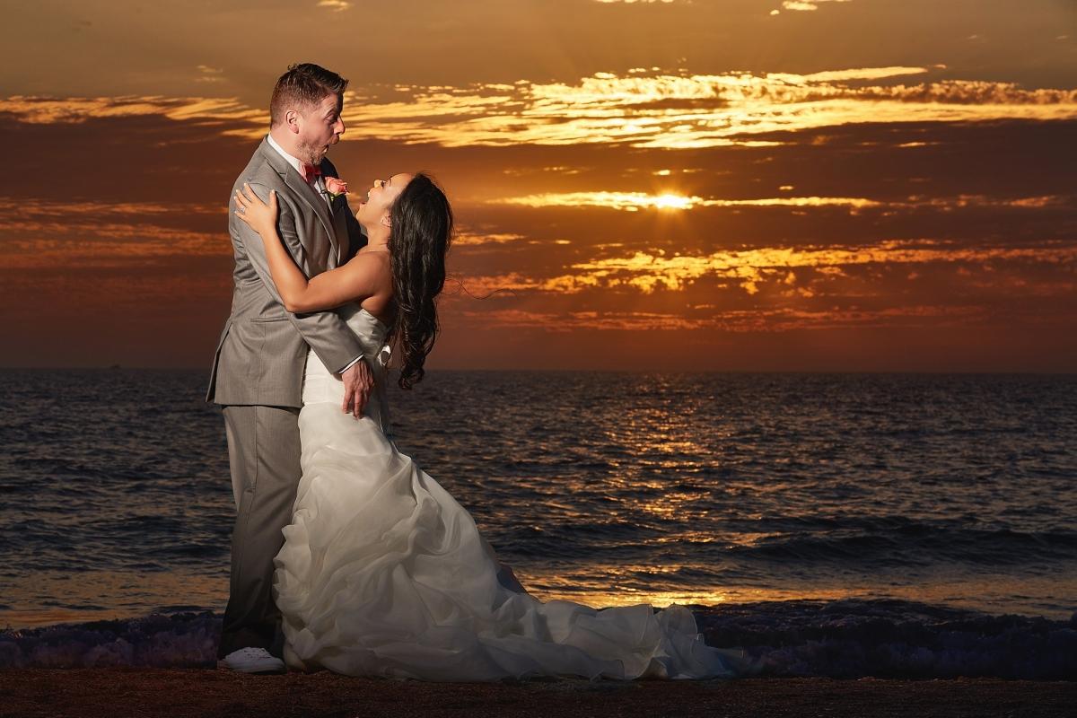 marco island wedding connie matthew hilton ceremony
