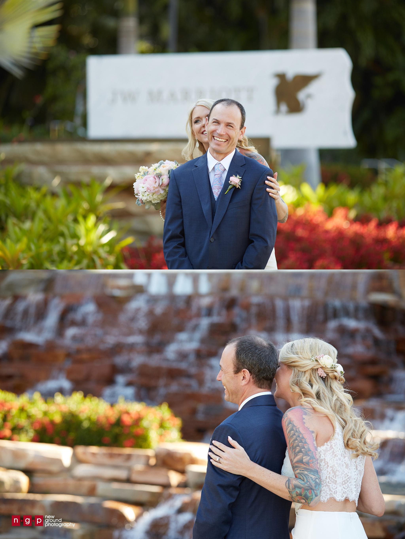 Jw Marriott Marco Island Wedding Stacy Leon Wedding