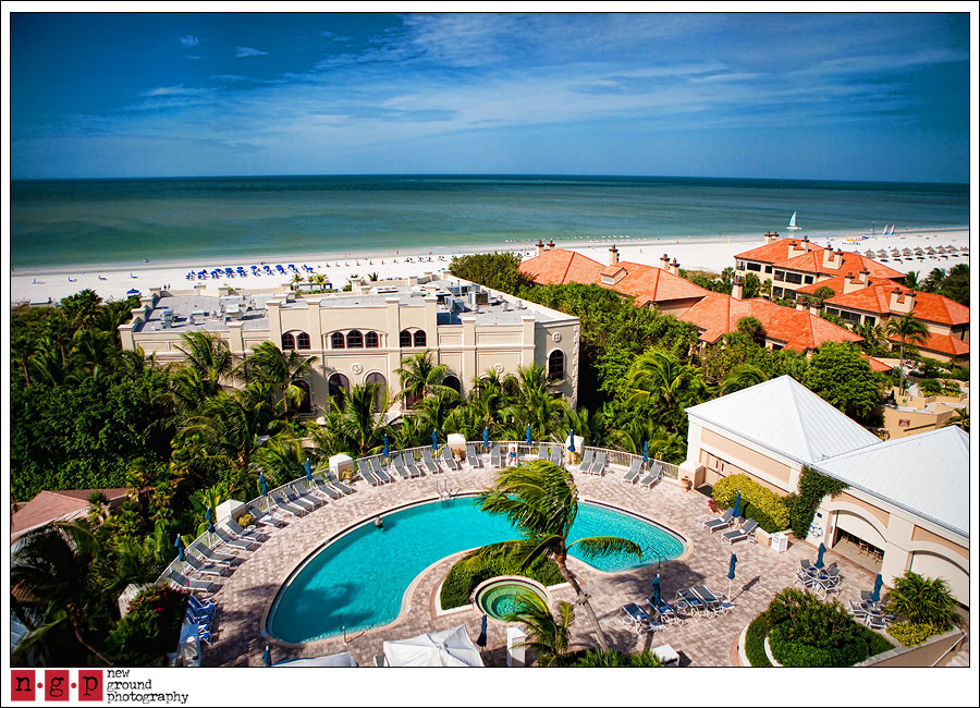 Michele Patrick Wedding Marco Beach Ocean Resort Island