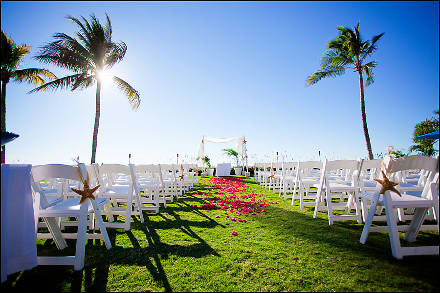 Naples Beach Hotel Wedding Site