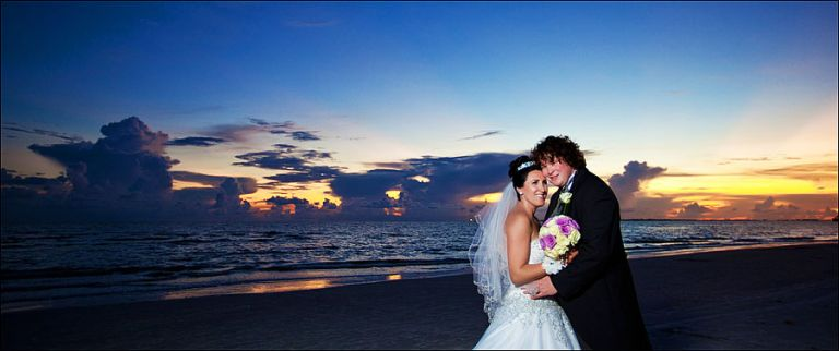 Diamond Head Wedding Eda Marc Fort Myers Beach