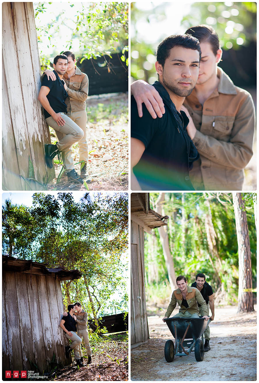 Naples Zoo Engagement Nik Carlos Naples Engagement