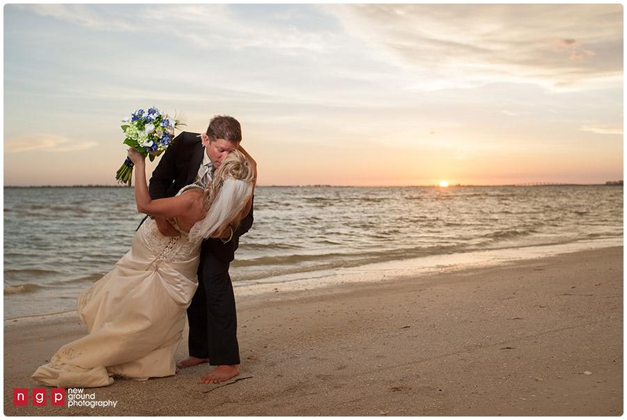 Fort Myers Beach Weddings: Pink Shell Resort Wedding