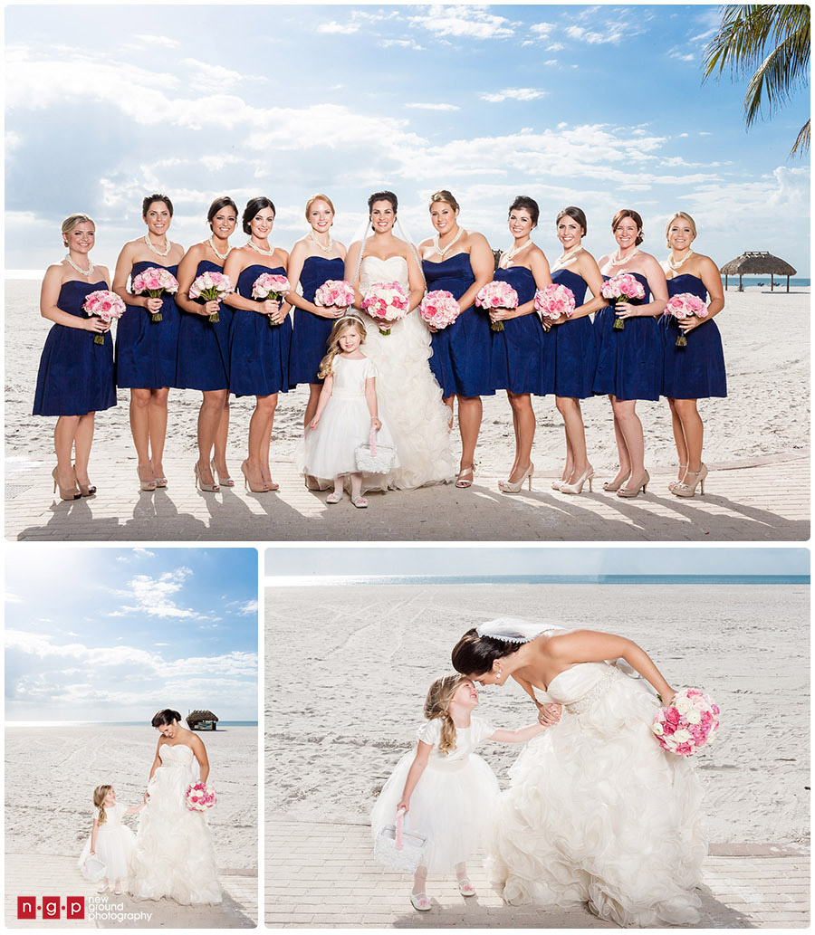 Marco Island Marriott Wedding Photography