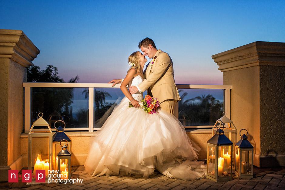 Marco Island Beach Ocean Resort Kelly Rick Florida Wedding