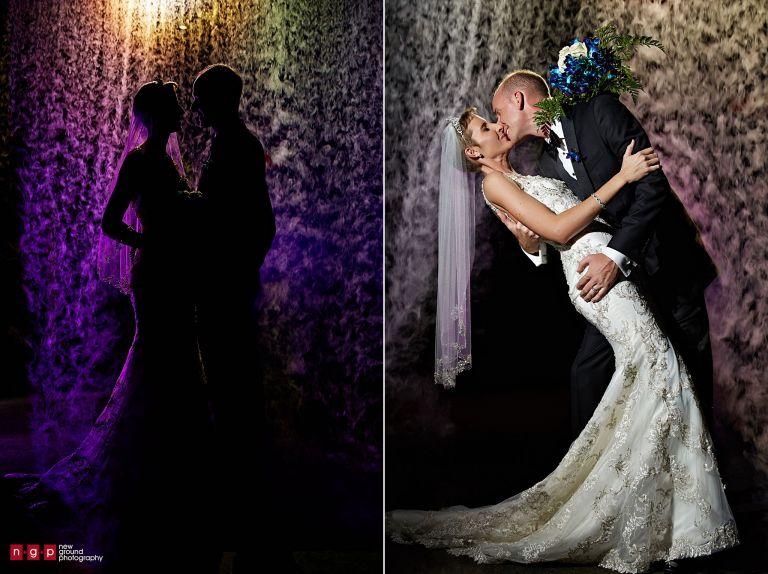 The Florida Aquarium Wedding Lauren Philip Tampa