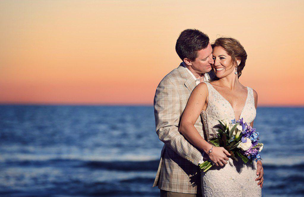 Marco Island Wedding Christine Rob Marriott Weddings