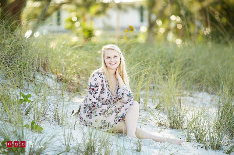 high school senior photographer naples