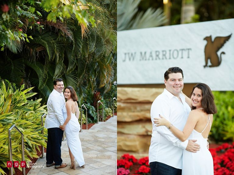 marco island engagement