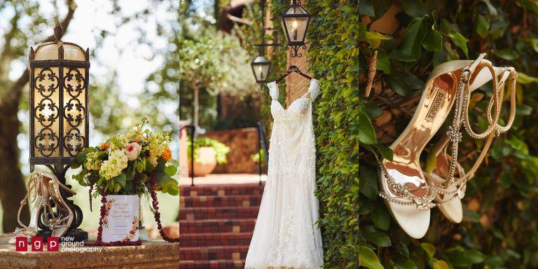 wedding dress at bella collina